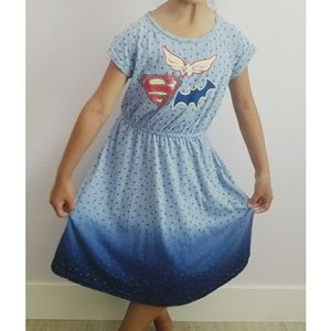 DC Superhero Girls Medium Denim Dress